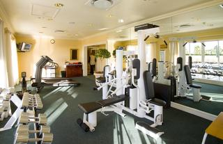 Health Spa and gym