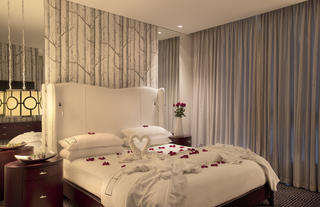 Standard & Deluxe Room with romantic turndown