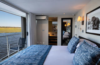 Accommodation - Standard Suite