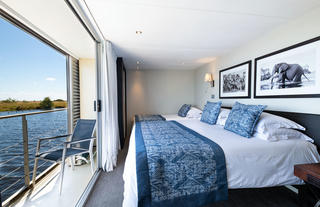 Accommodation - Standard Suite triple configuration
