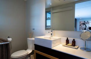 Accommodation - Standard Suite Bathroom