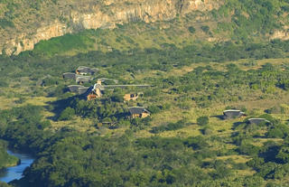 Welcome to Kwandwe Private Game Reserve