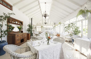 The Conservatory at Schoone Oordt | Interior