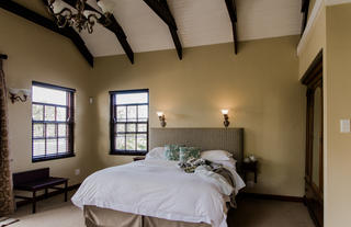 Family Suite Main Bedroom | Schoone Oordt Country House