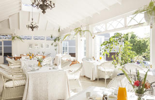 The Conservatory at Schoone Oordt Country House