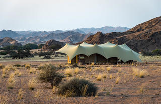 Hoanib Skeleton Coast Camp