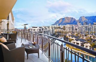Table Mountain Suite Balcony
