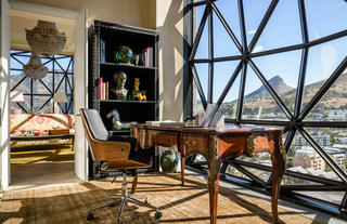 The Penthouse private study
