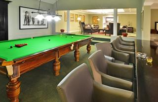 Founders Lodge Billiards room