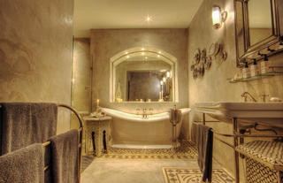 Standard Room and Suite Bathroom Interior