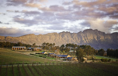 La Residence and Vineyard suites - Franschhoek
